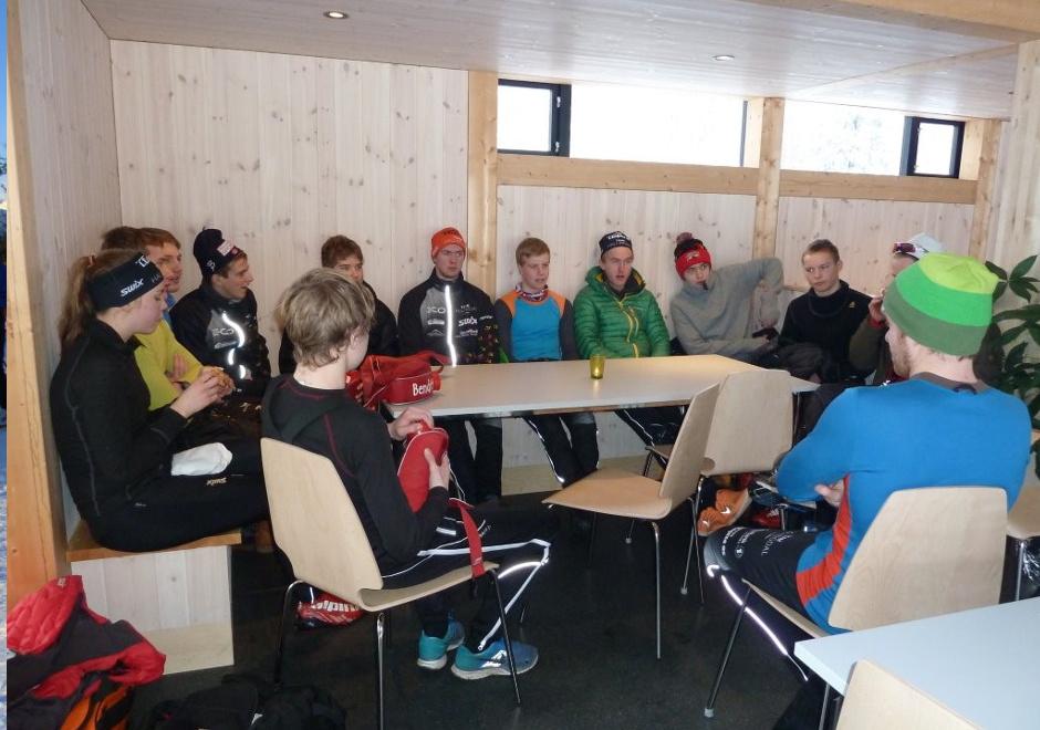 Kick off Lygna Team Hallingdal