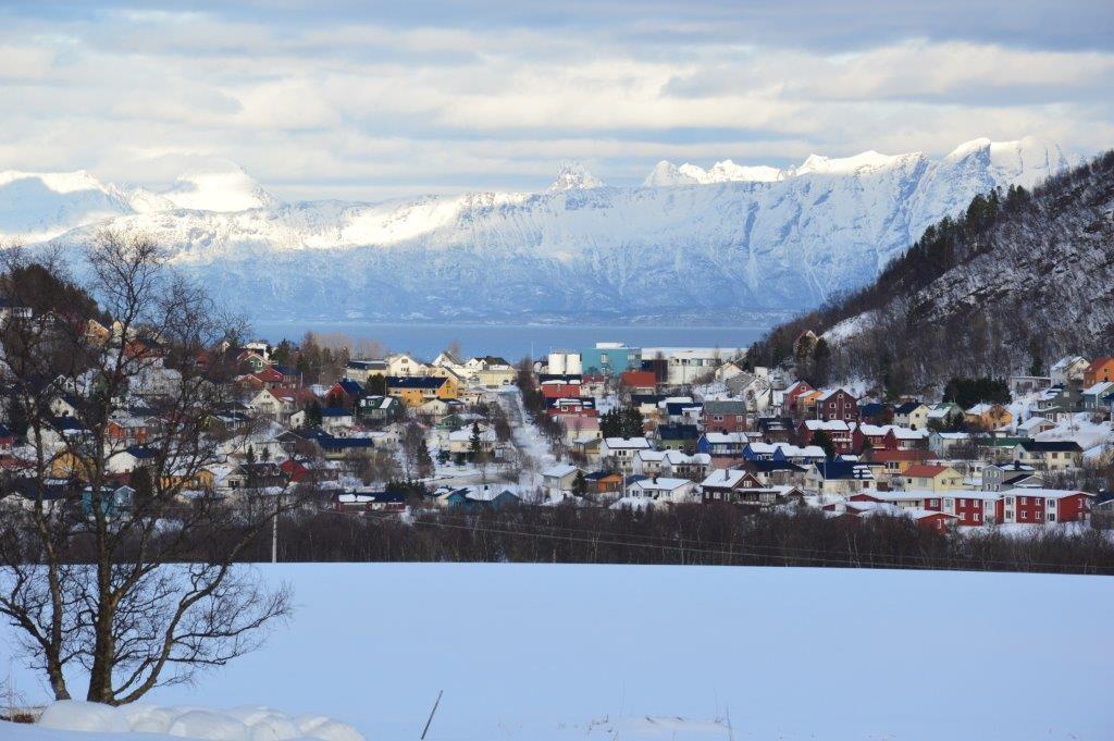 Harstad by