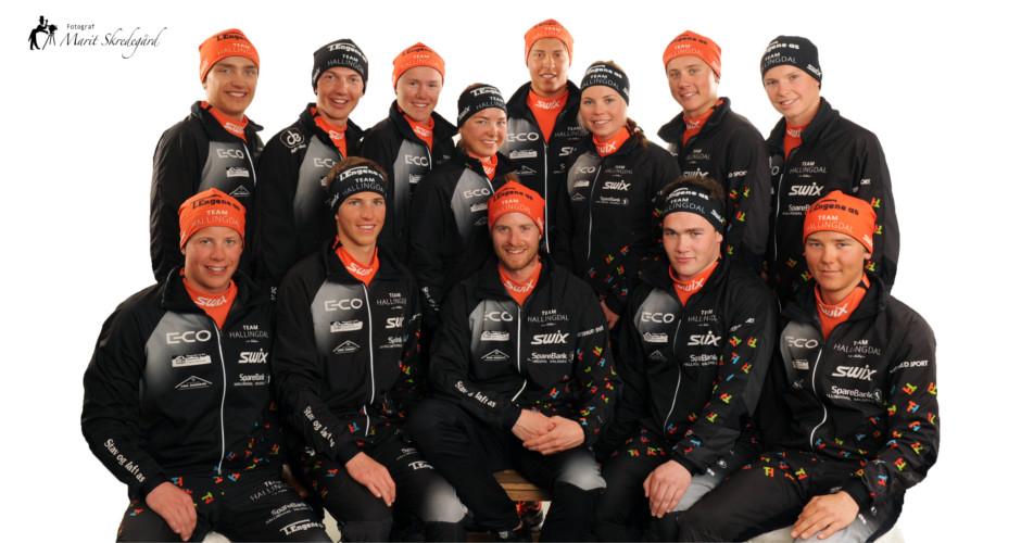 Team Hallingdal Lag Bilde 2015-16